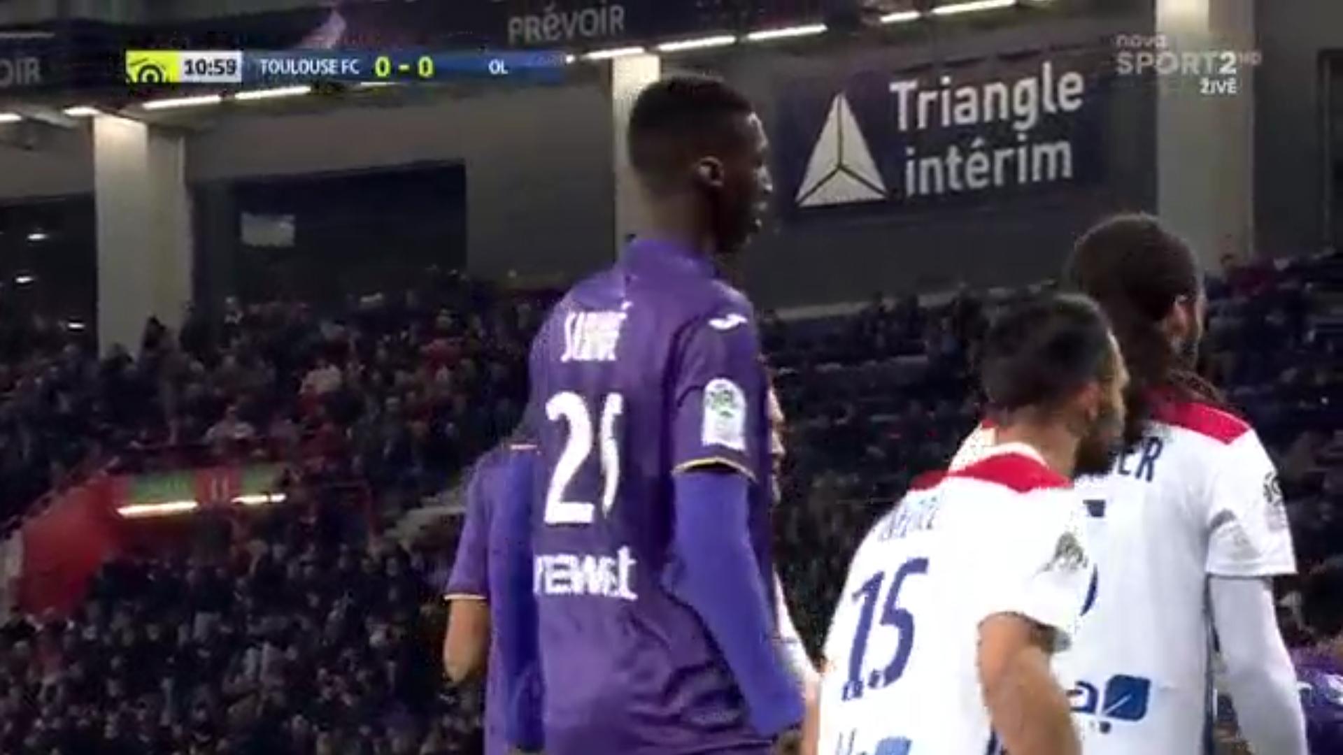 16-01-2019 - Toulouse 2-2 Lyon