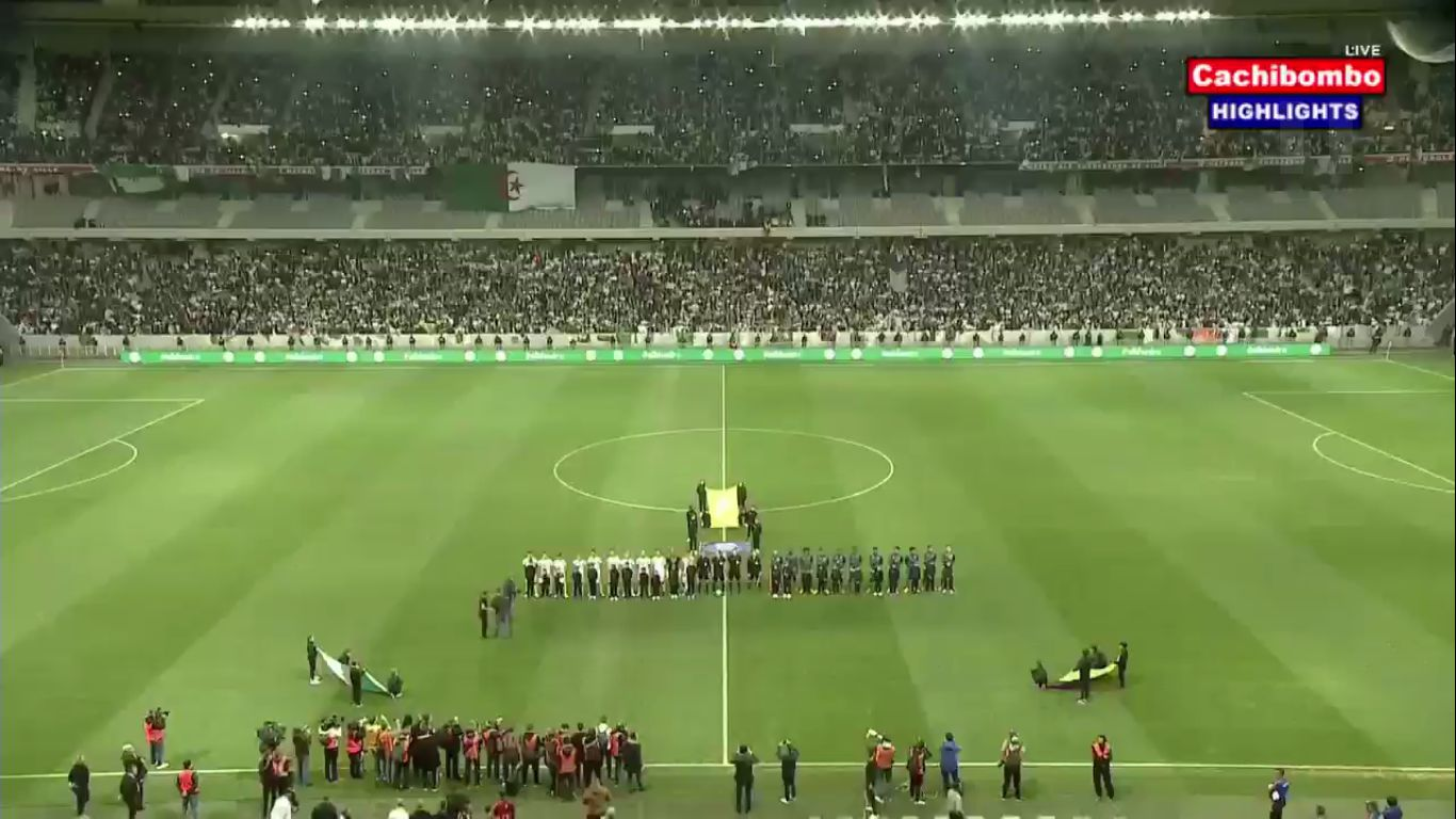 15-10-2019 - Algeria 3-0 Colombia (FRIENDLY)