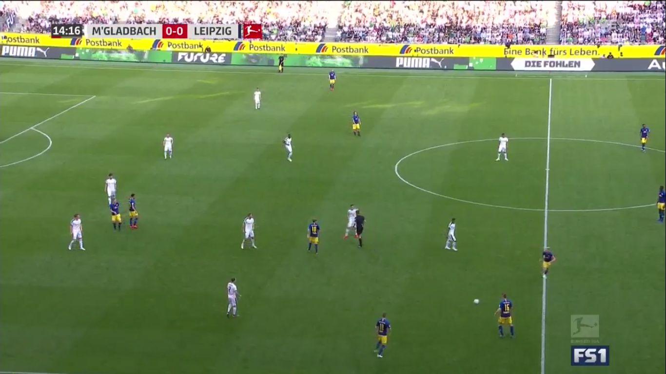 20-04-2019 - Borussia Monchengladbach 1-2 RasenBallsport Leipzig