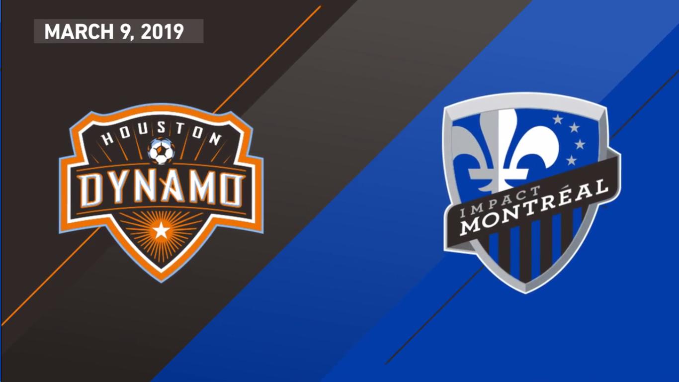 10-03-2019 - Houston Dynamo 2-1 Montreal Impact