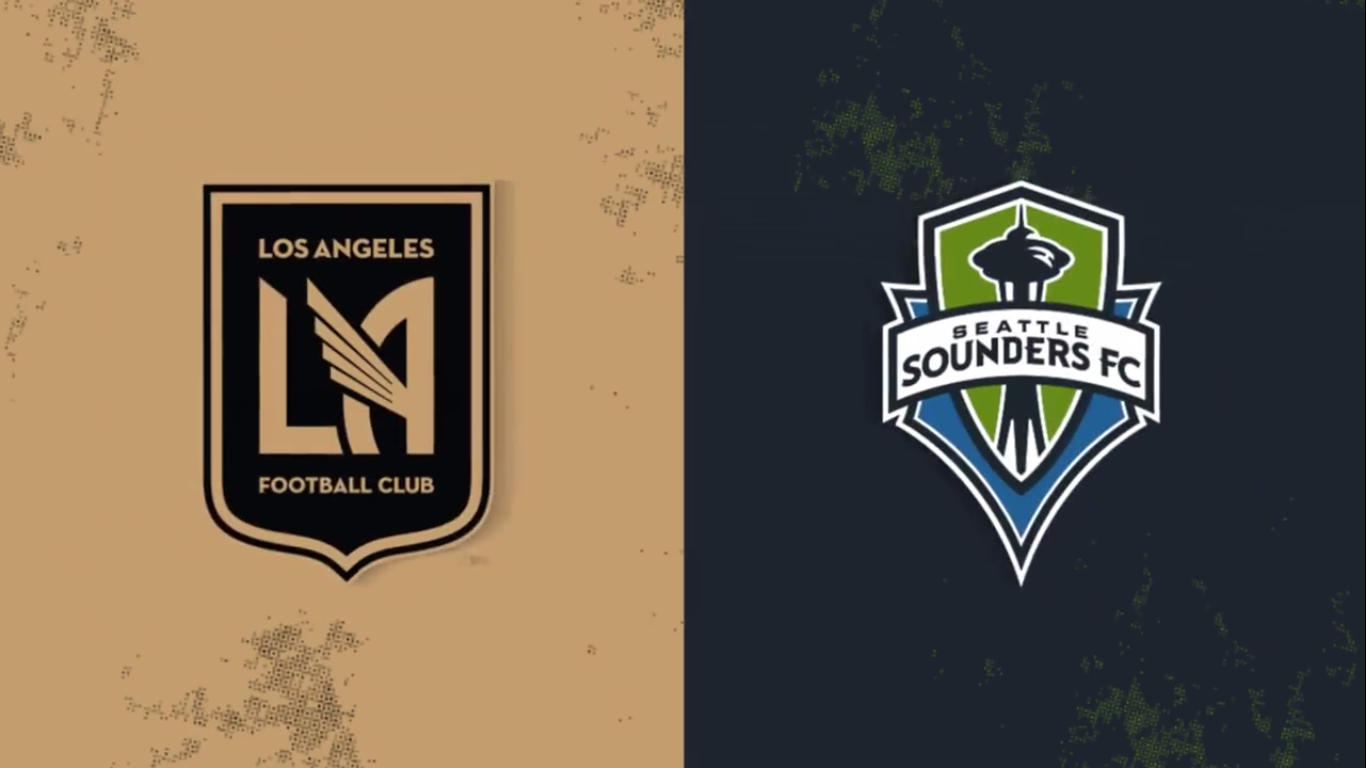 30-10-2019 - Los Angeles FC 1-3 Seattle Sounders FC