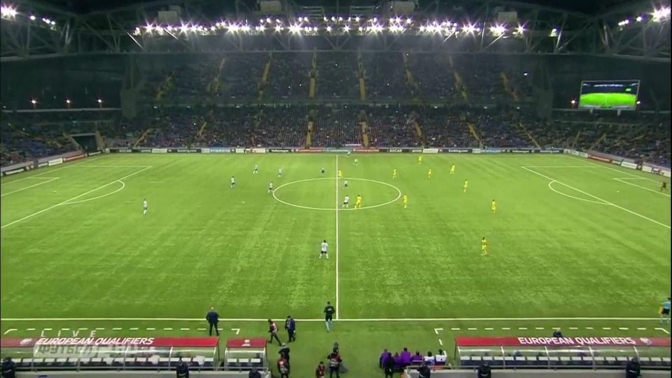 24-03-2019 - Kazakhstan 0-4 Russia (EURO QUALIF.)