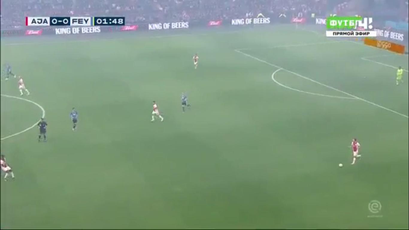 27-10-2019 - Ajax Amsterdam 4-0 Feyenoord