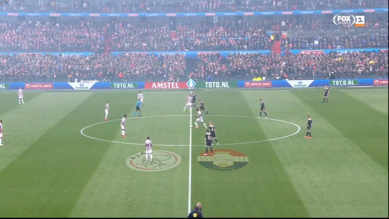 05-05-2019 - Willem II 0-4 Ajax Amsterdam (KNVB BEKER - FINAL)