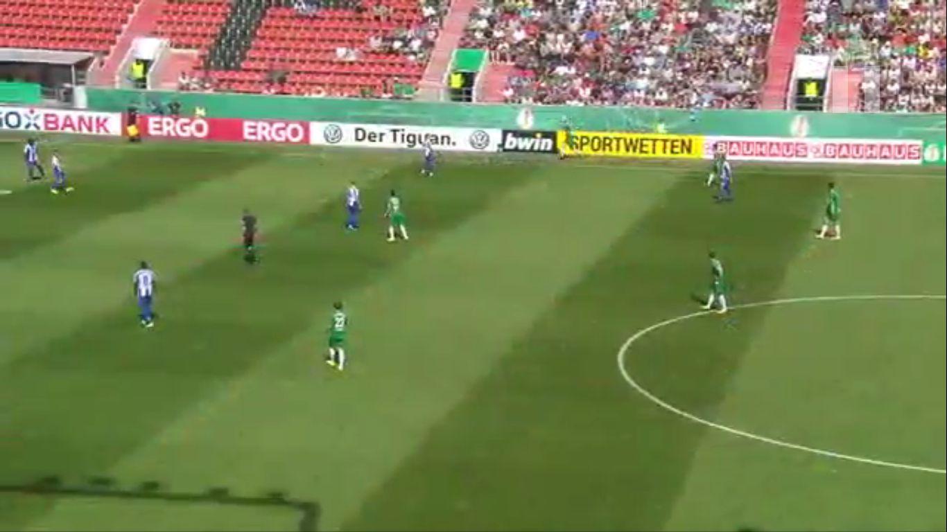 11-08-2019 - VfB Eichstatt 1-5 Hertha BSC (DFB POKAL)