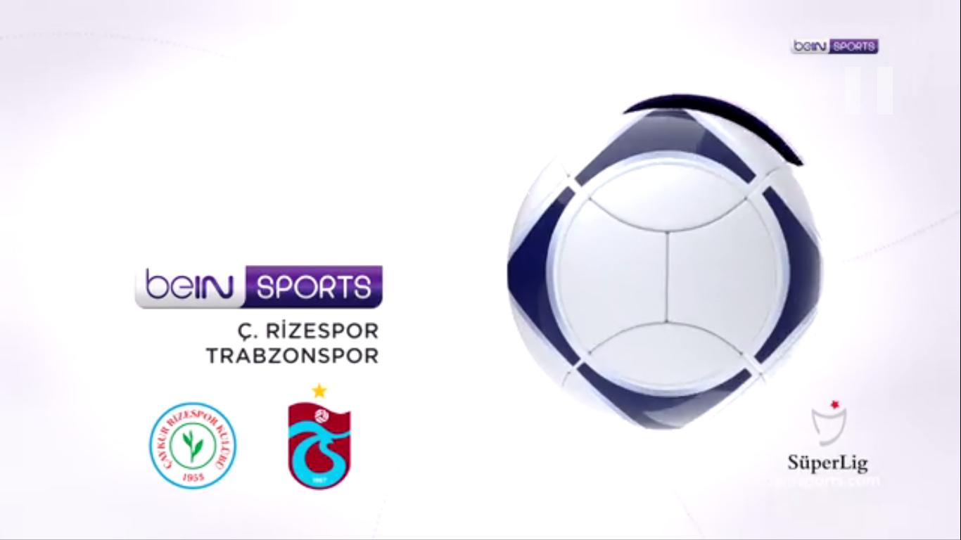 06-10-2019 - Rizespor 1-2 Trabzonspor