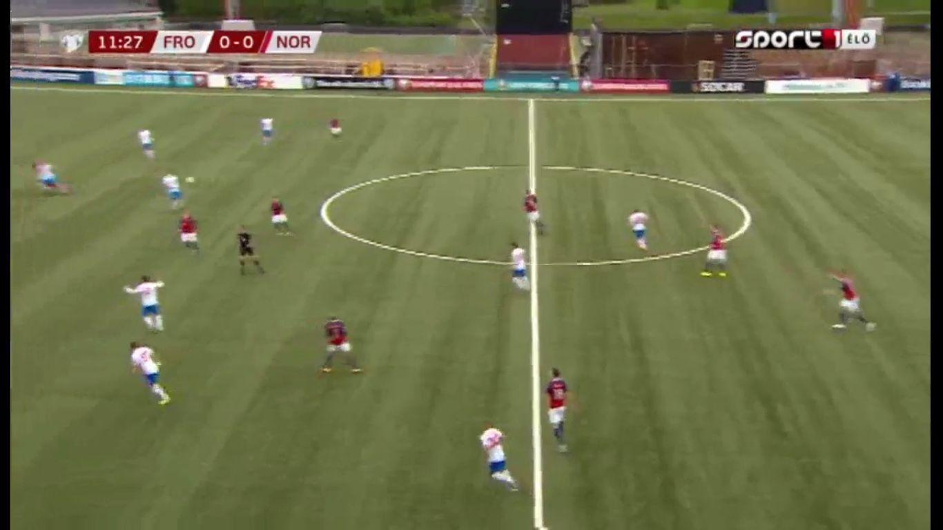10-06-2019 - Faroe Islands 0-2 Norway (EURO QUALIF.)