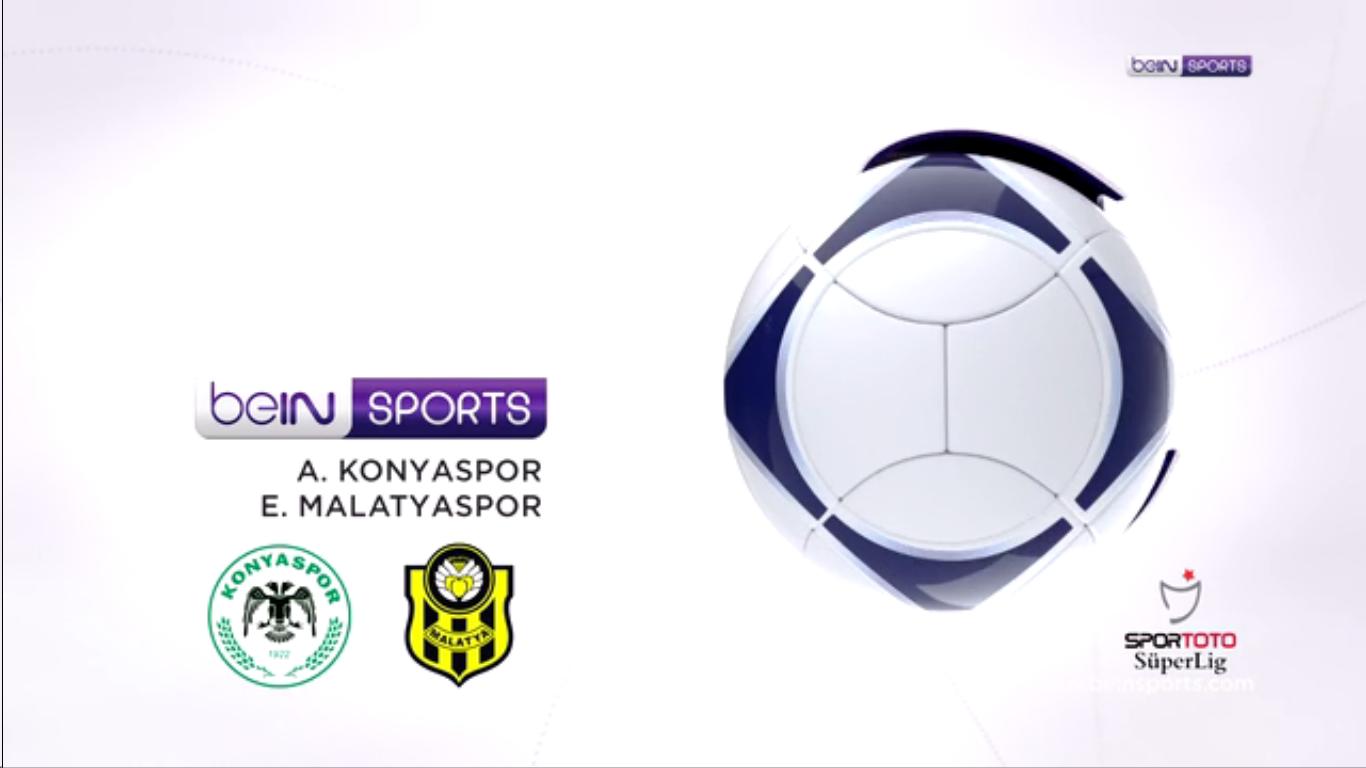 10-02-2019 - Konyaspor 1-1 Yeni Malatyaspor