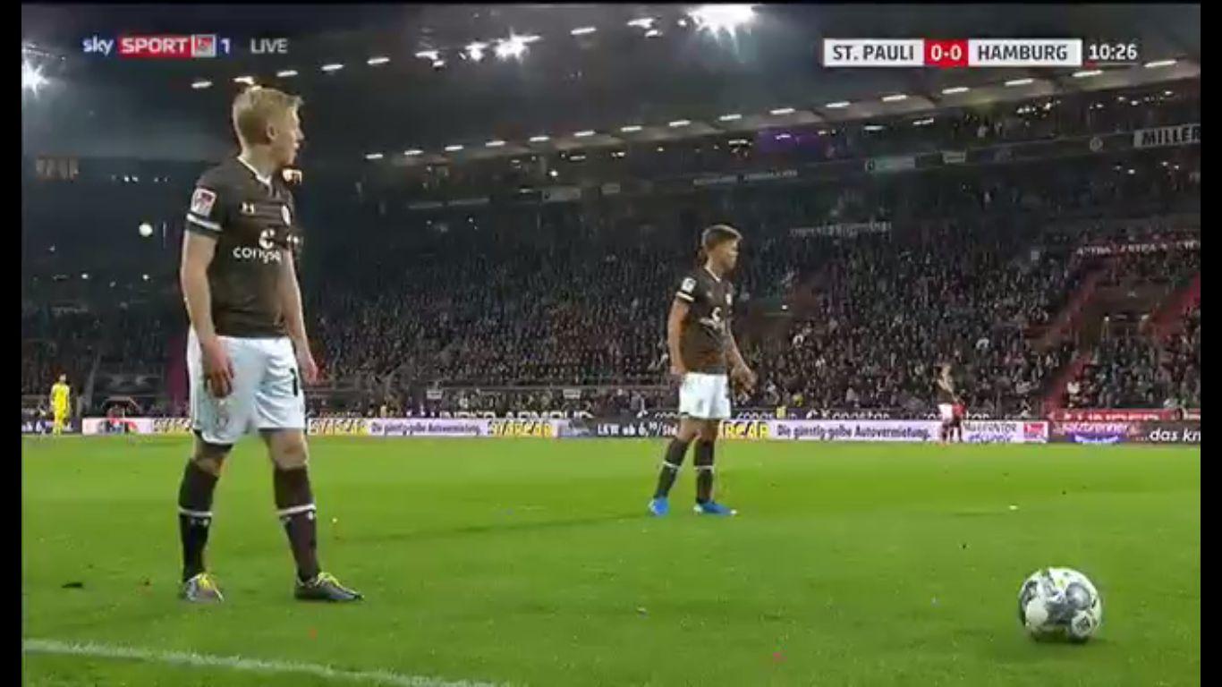 16-09-2019 - FC St. Pauli 2-0 Hamburger SV (2. BUNDESLIGA)