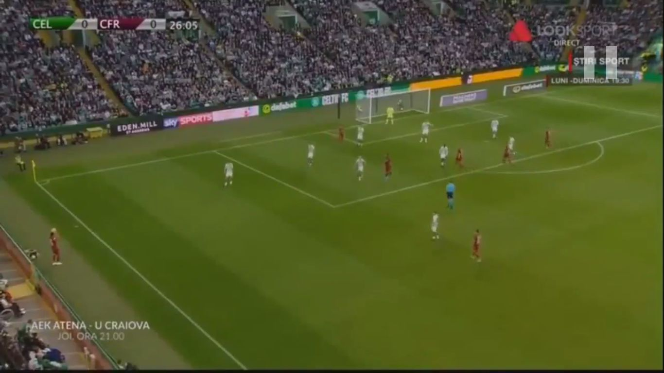 13-08-2019 - Celtic 3-4 CFR Cluj (CHAMPIONS LEAGUE QUALIF.)