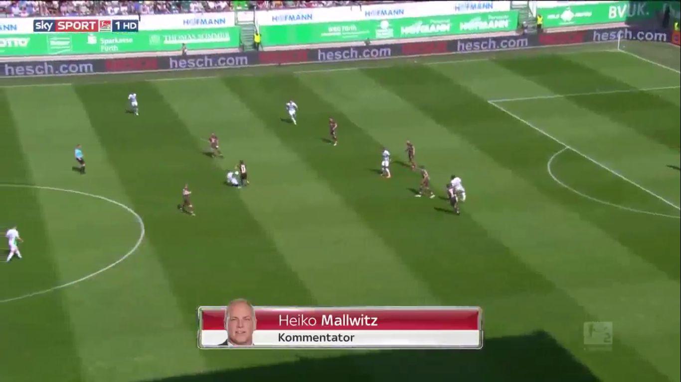 19-05-2019 - SpVgg Greuther Furth 2-1 FC St. Pauli (2. BUNDESLIGA)