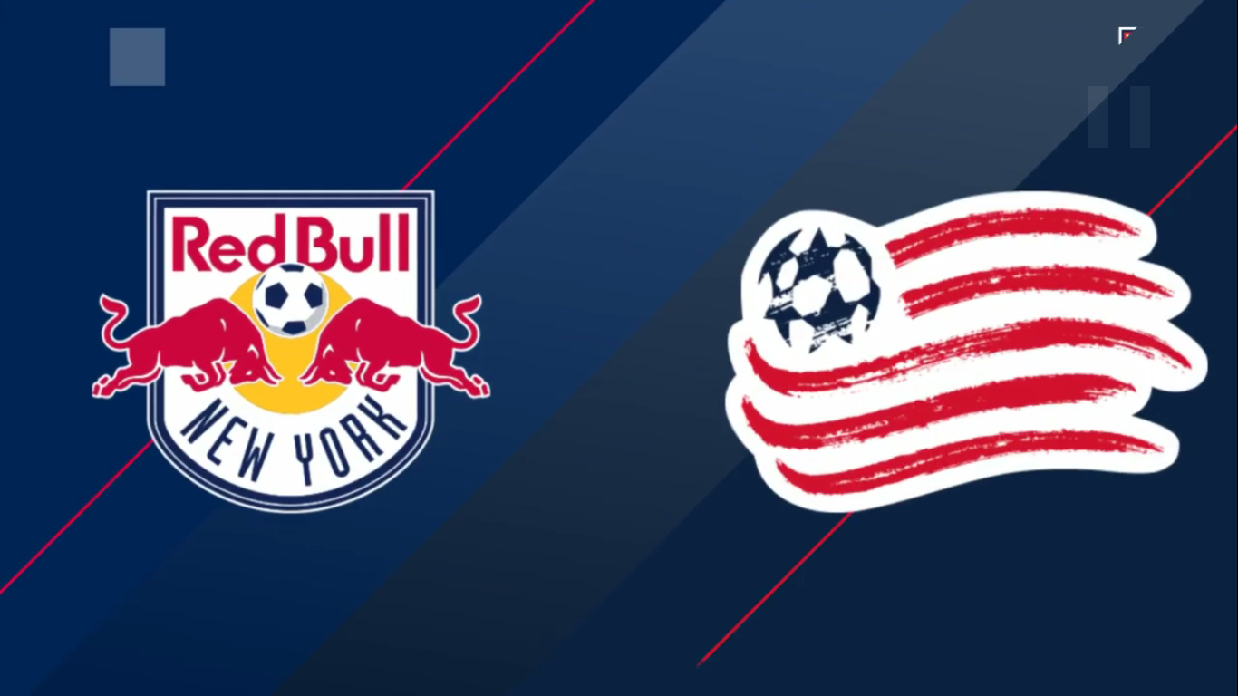 18-08-2019 - New York Red Bulls 1-1 New England Revolution