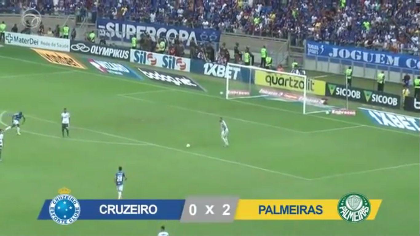 09-12-2019 - Cruzeiro 0-2 Palmeiras
