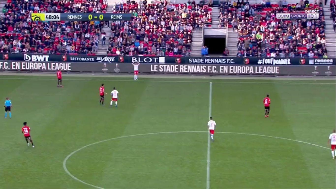06-10-2019 - Rennes 0-1 Reims