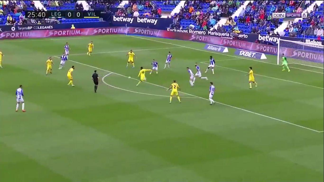 14-09-2019 - Leganes 0-3 Villarreal