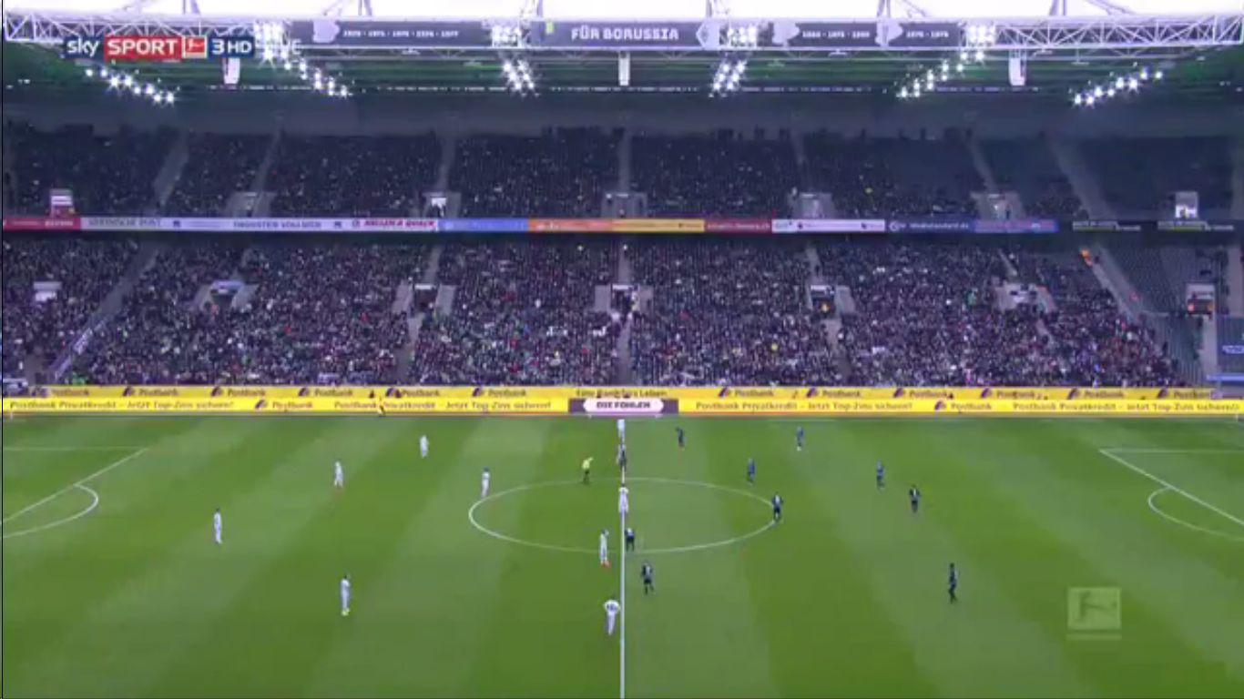 09-02-2019 - Borussia Monchengladbach 0-3 Hertha BSC