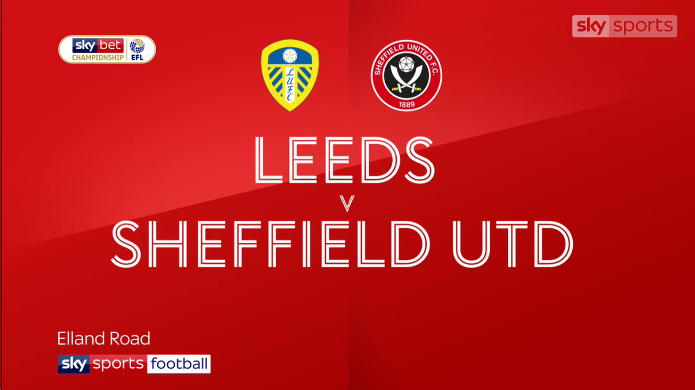 16-03-2019 - Leeds United 0-1 Sheffield United (CHAMPIONSHIP)