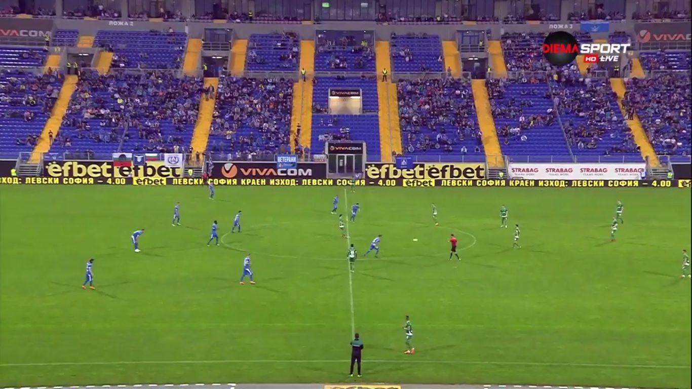 14-04-2018 - Levski Sofia 0-1 Ludogorets Razgrad