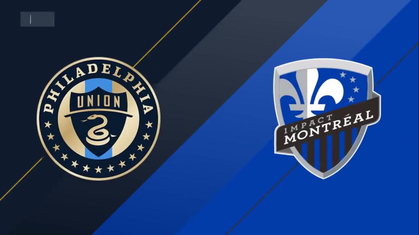 21-04-2019 - Philadelphia Union 3-0 Montreal Impact