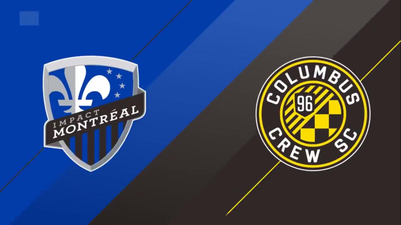 14-04-2019 - Montreal Impact 1-0 Columbus Crew