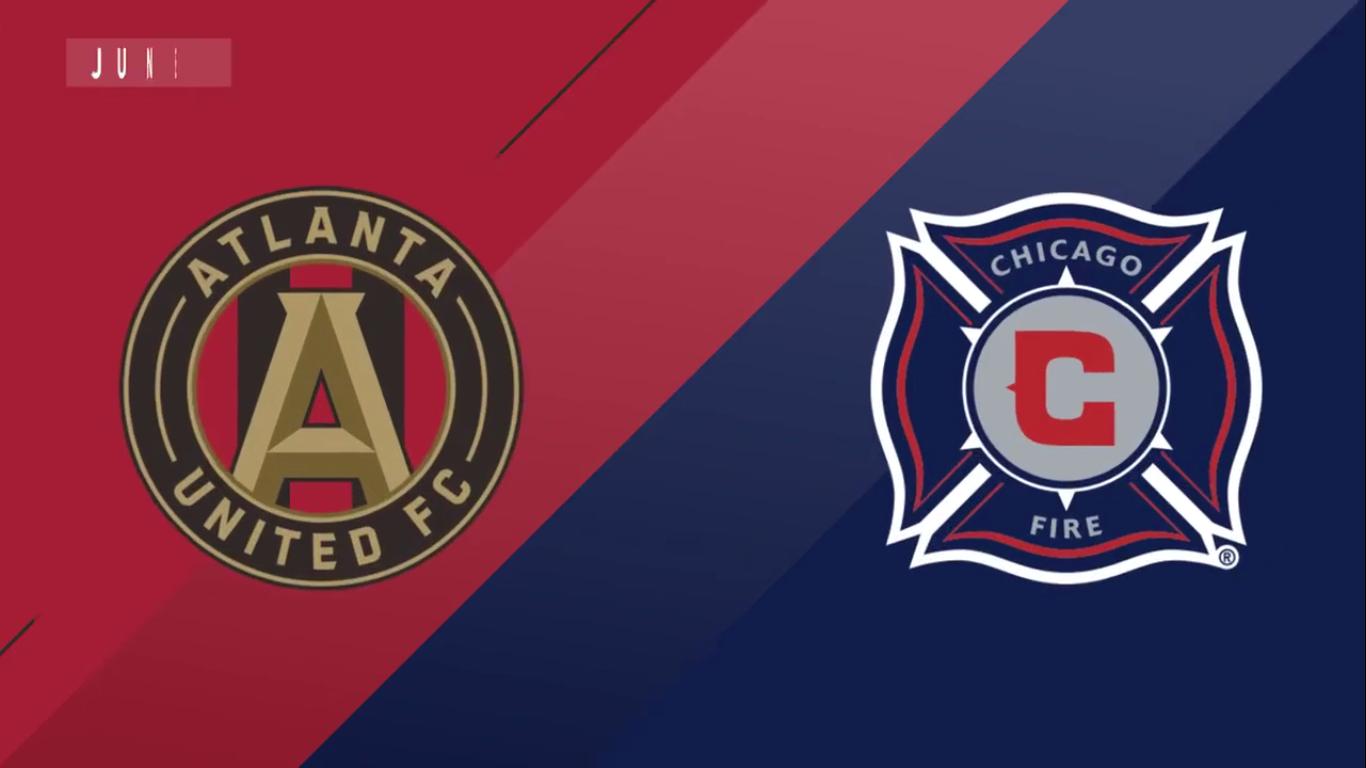 02-06-2019 - Atlanta United Fc 2-0 Chicago Fire