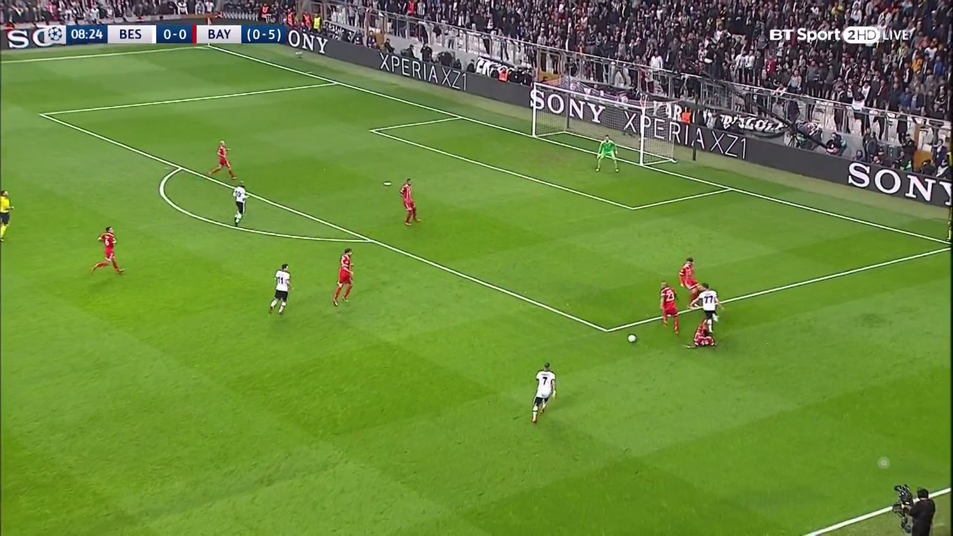14-03-2018 - Besiktas 1-3 Bayern Munich (CHAMPIONS LEAGUE)