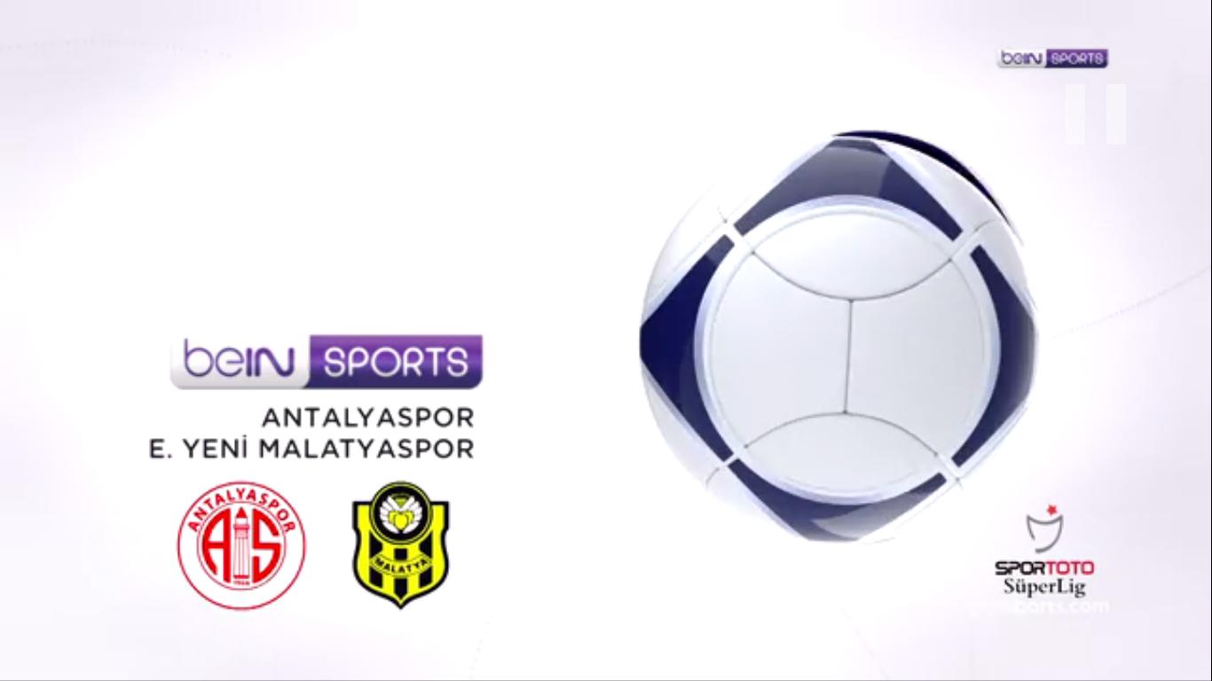 18-05-2019 - Antalyaspor 3-0 Yeni Malatyaspor