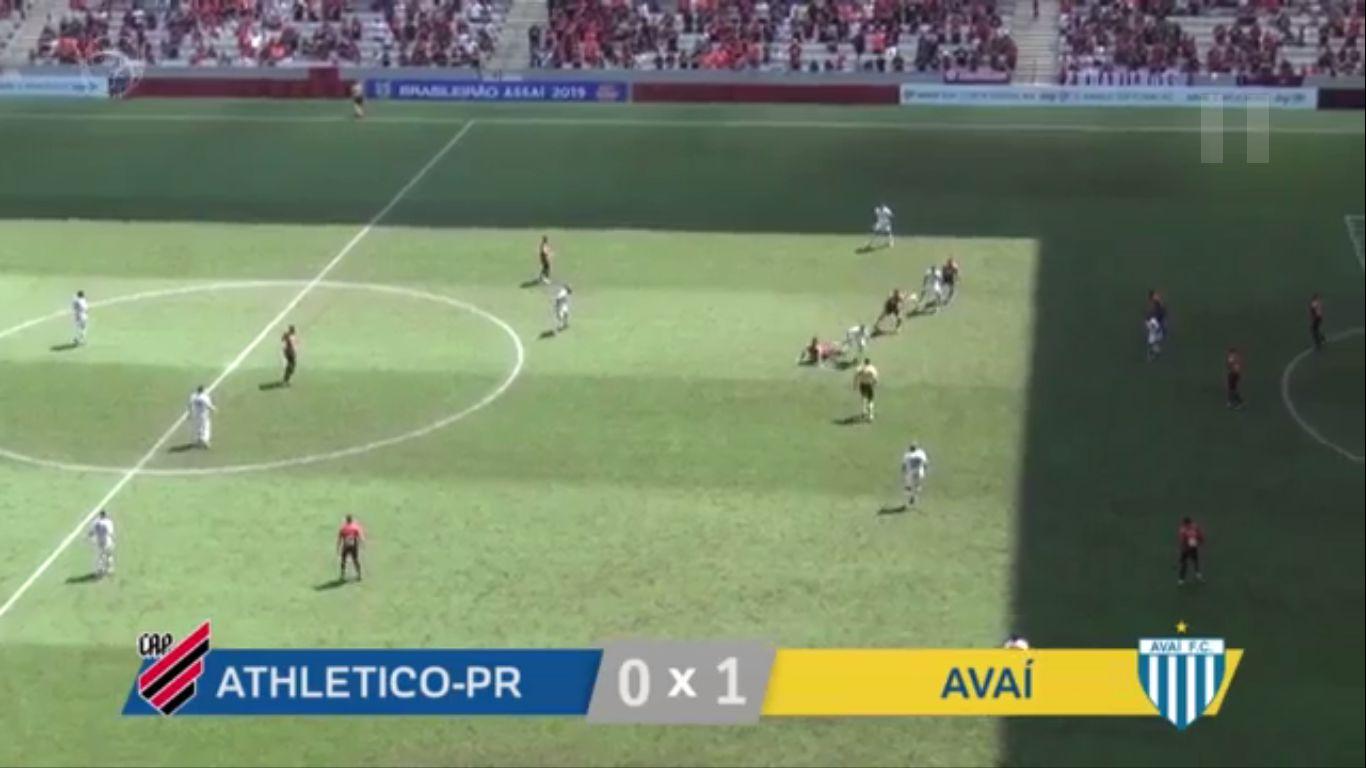 16-09-2019 - CA Paranaense PR 0-1 Avai FC SC