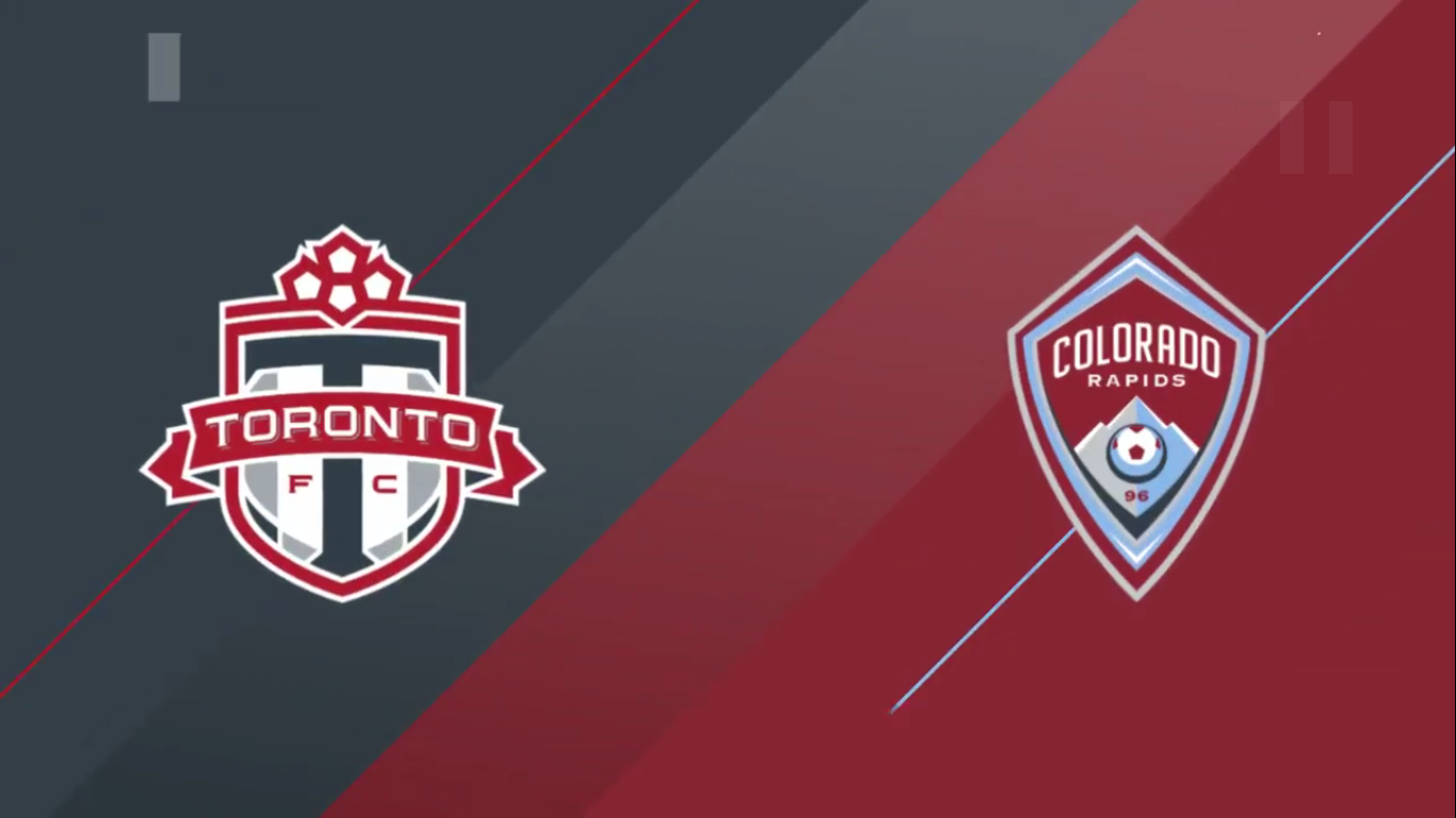16-09-2019 - Toronto FC 3-2 Colorado Rapids