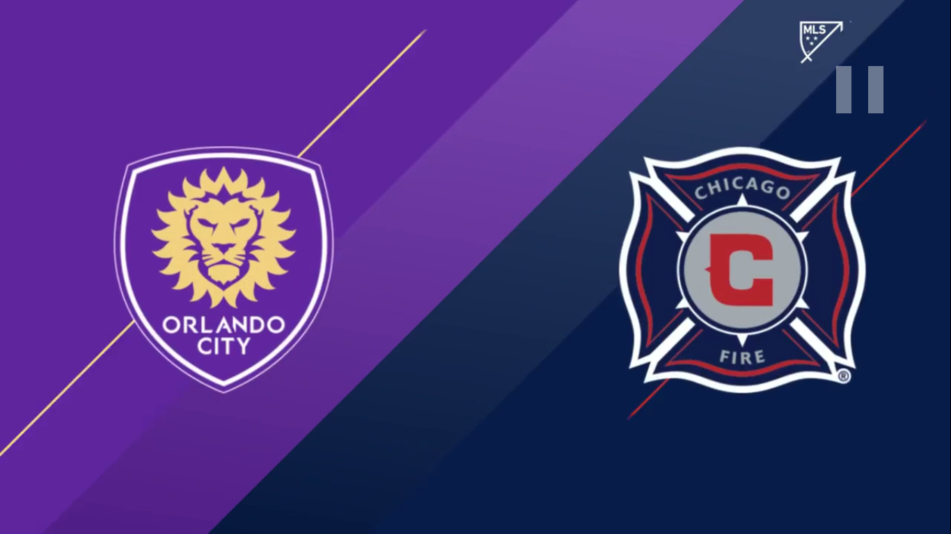 07-10-2019 - Orlando City 2-5 Chicago Fire