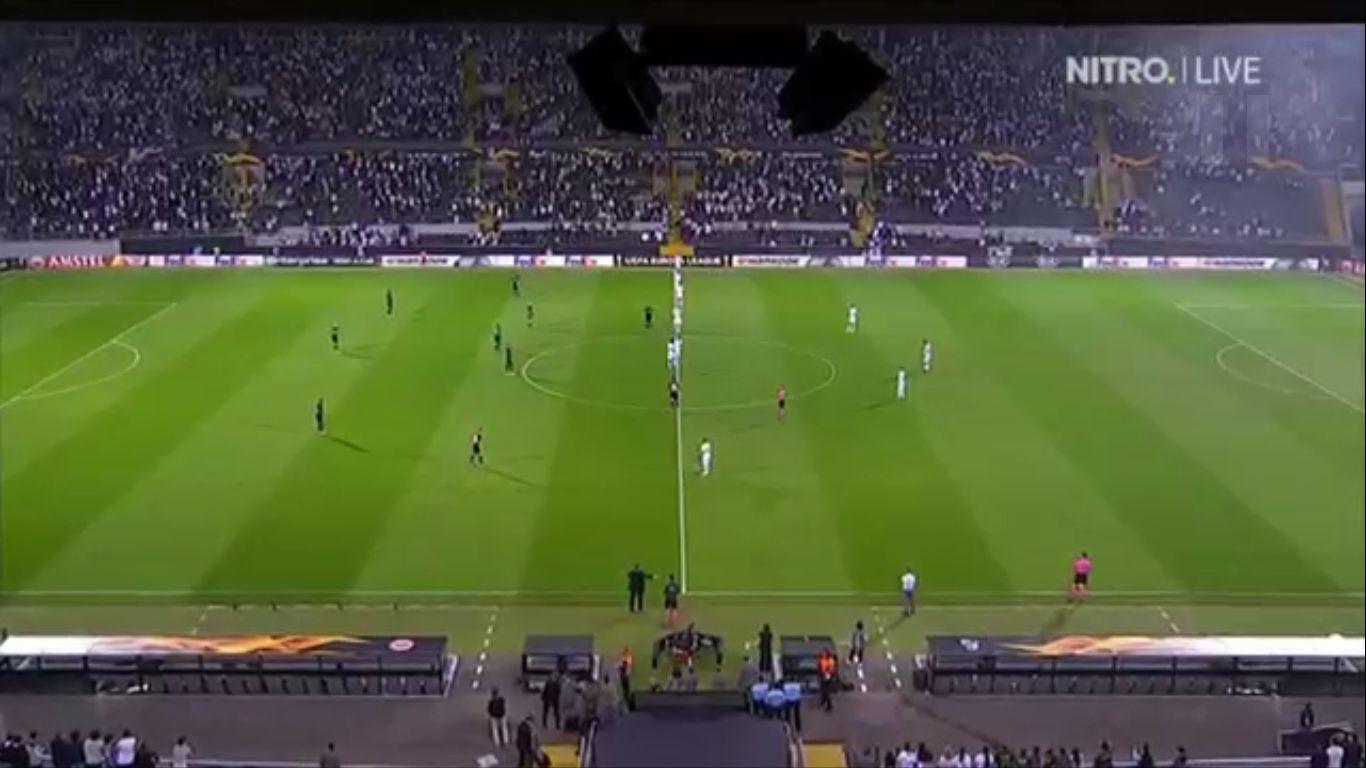 03-10-2019 - Vitoria de Guimaraes 0-1 Eintracht Frankfurt (EUROPA LEAGUE)
