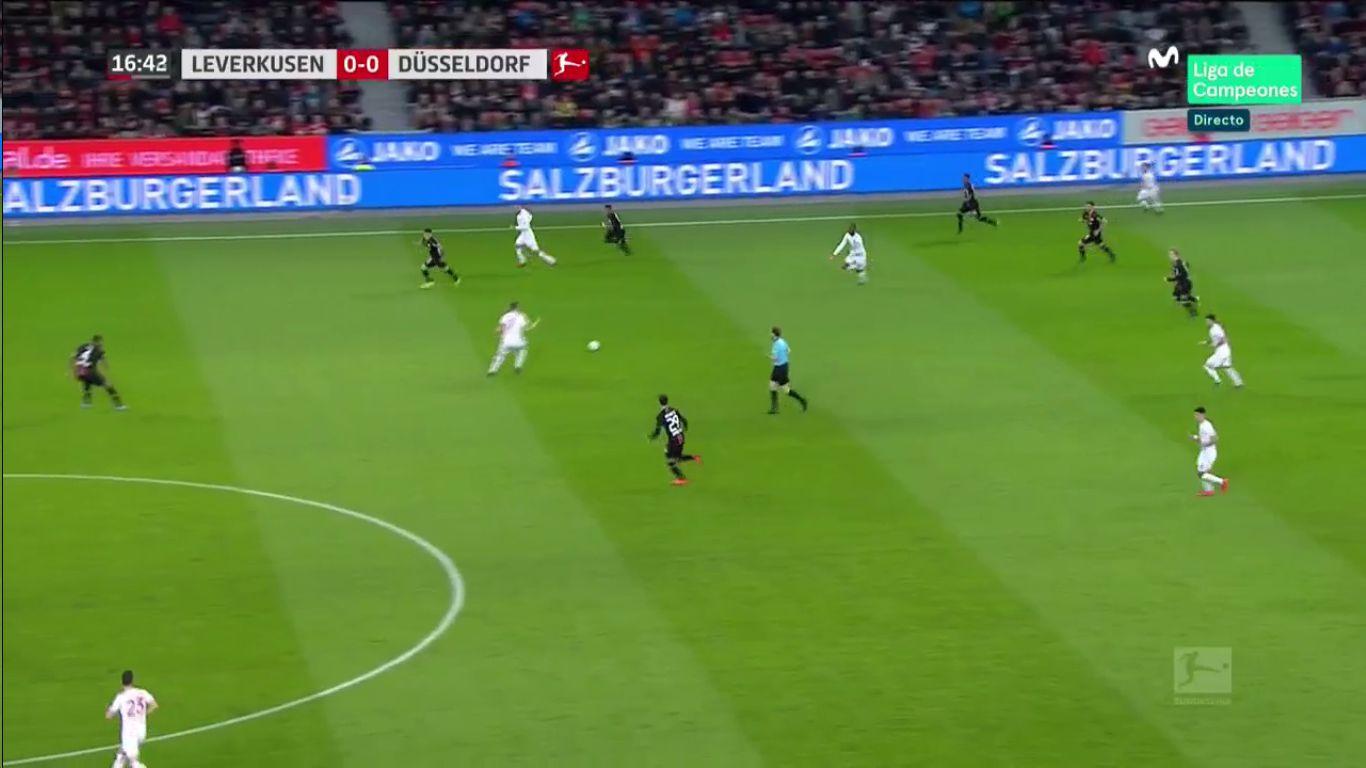 17-02-2019 - Bayer Leverkusen 2-0 Fortuna Dusseldorf