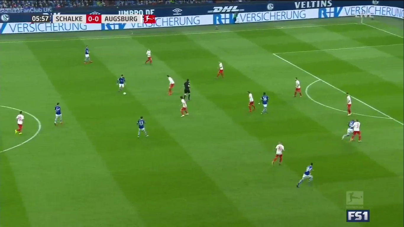 05-05-2019 - Schalke 04 0-0 Augsburg