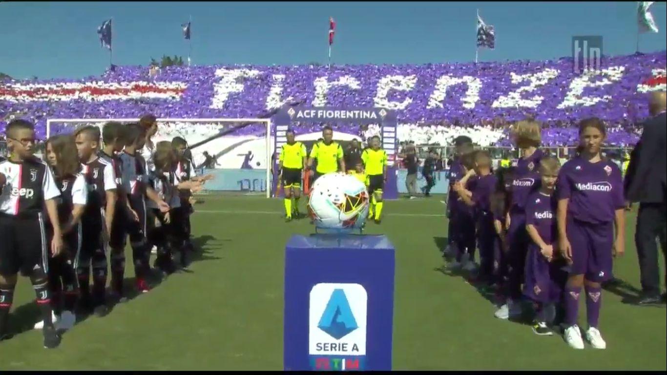 14-09-2019 - Fiorentina 0-0 Juventus