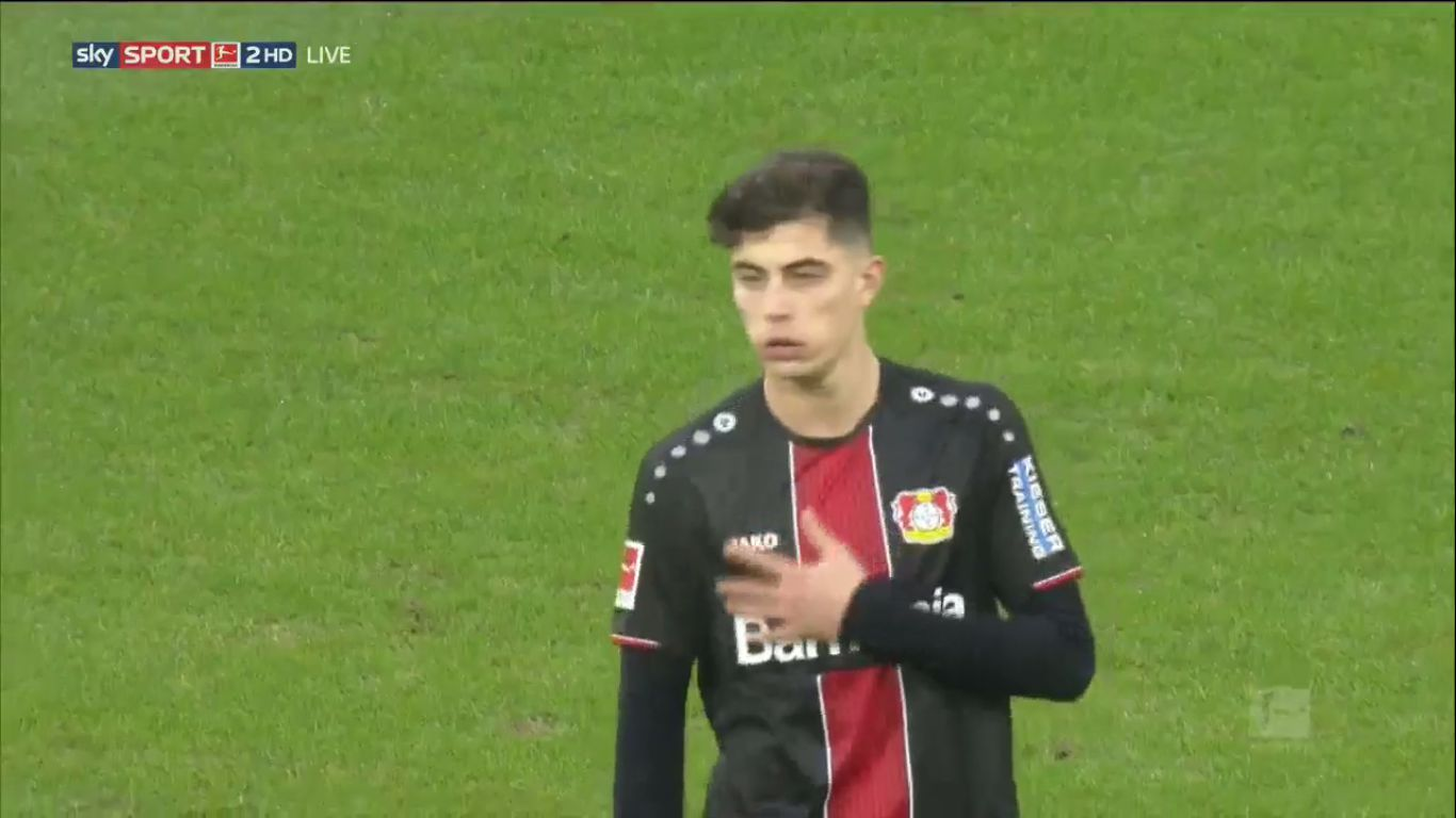 21-12-2019 - Mainz 05 0-1 Bayer Leverkusen