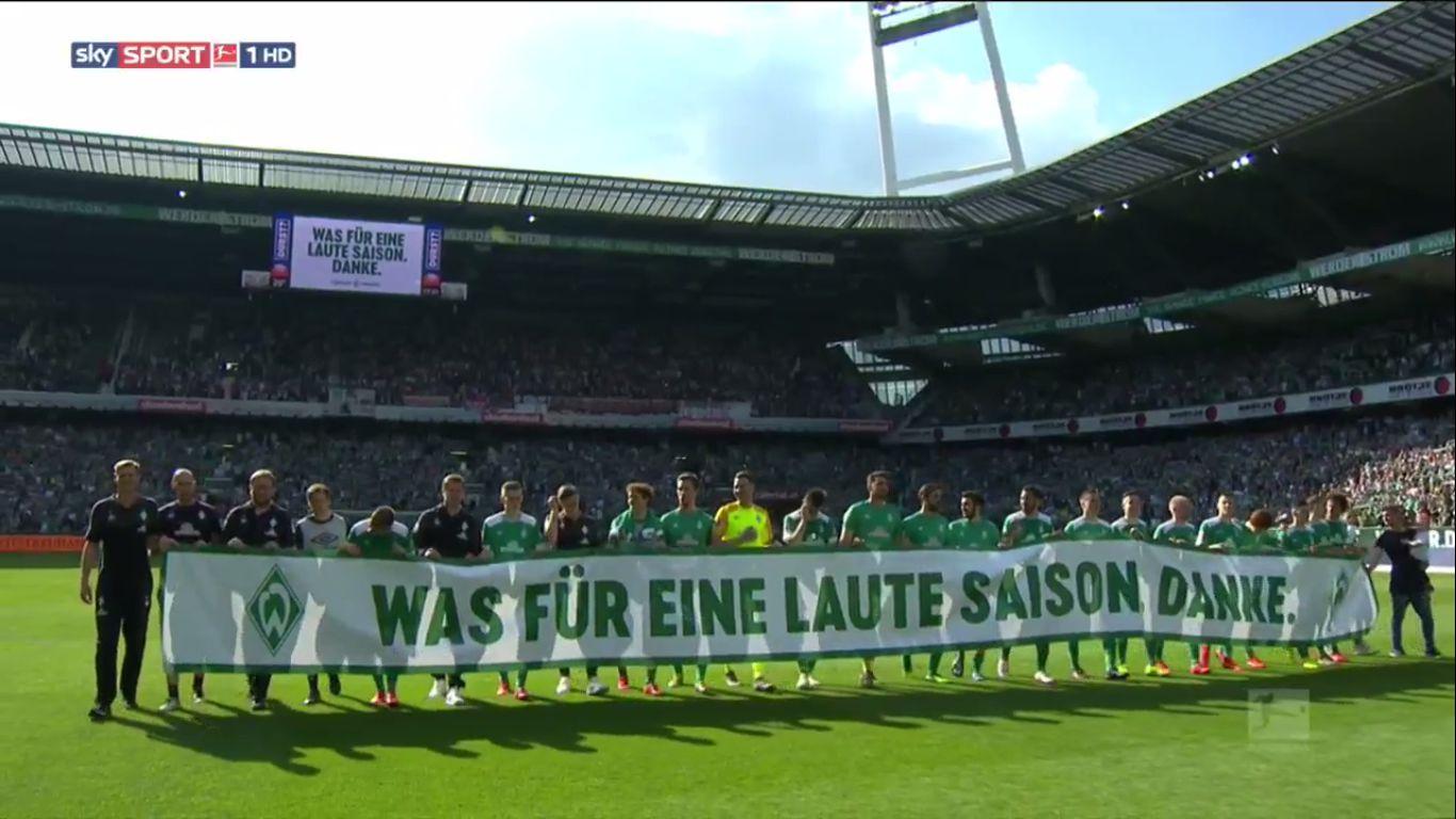18-05-2019 - Werder Bremen 2-1 RasenBallsport Leipzig