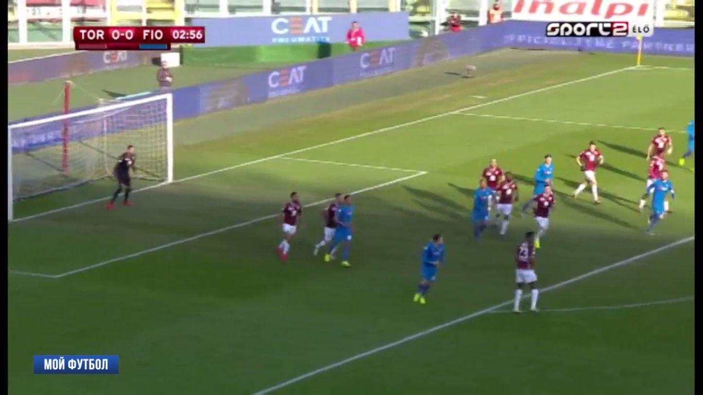 13-01-2019 - Torino 0-2 Fiorentina (COPPA ITALIA)