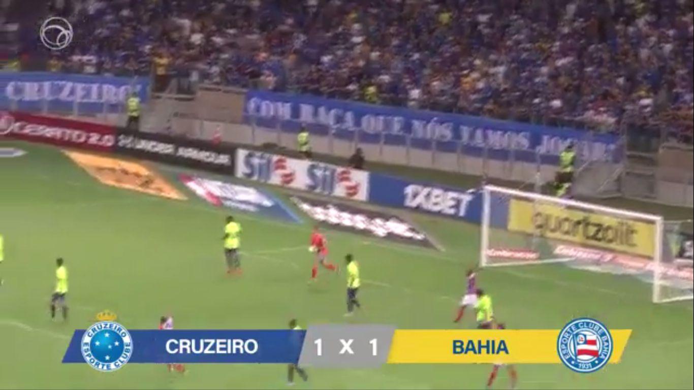 04-11-2019 - Cruzeiro 1-1 Bahia