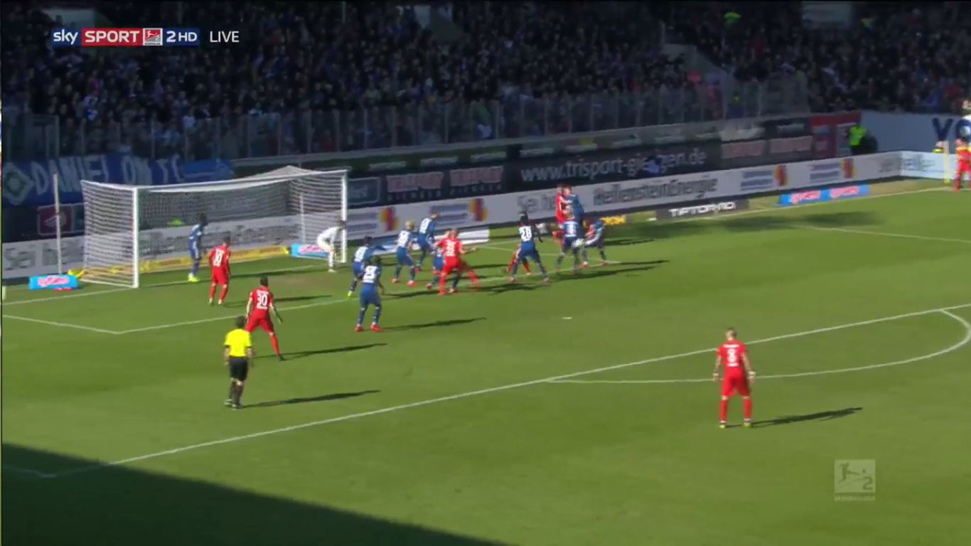 16-02-2019 - 1. FC Heidenheim 1846 2-2 Hamburger SV (2. BUNDESLIGA)