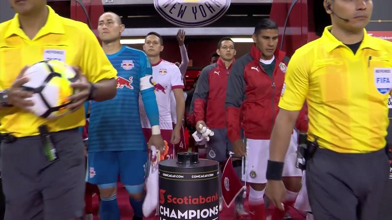 11-04-2018 - New York Red Bulls 0-0 CD Guadalajara (CONCACAF CHAMPIONS LEAGUE)