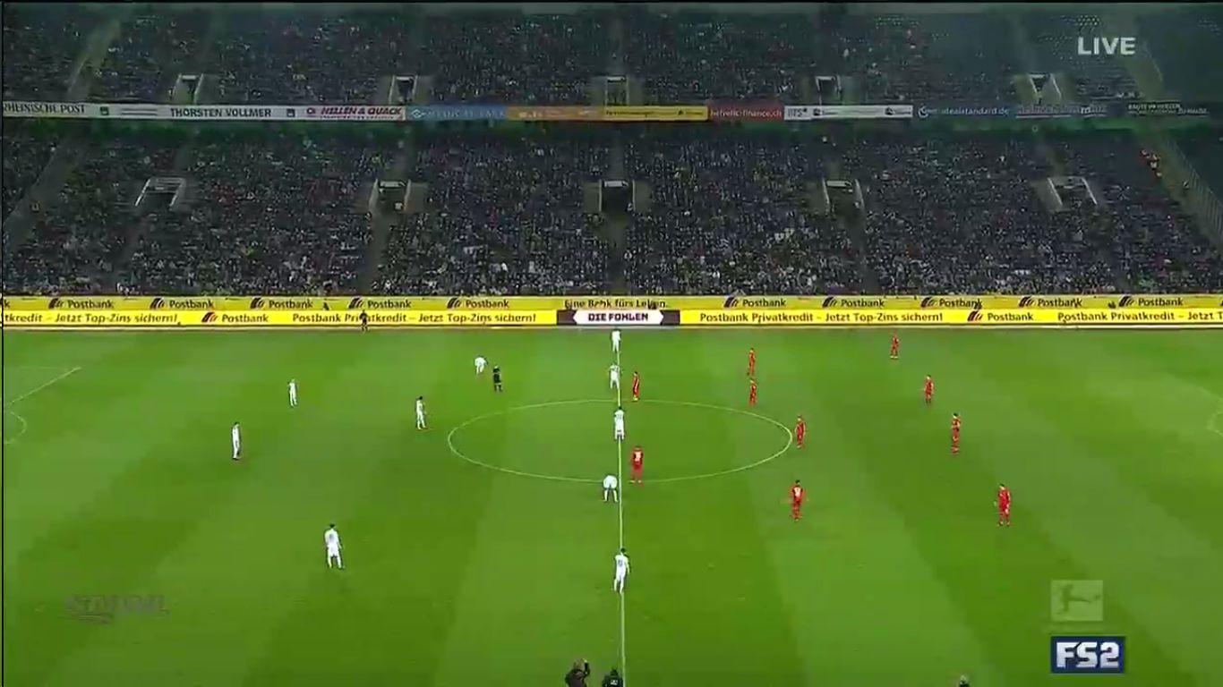 15-03-2019 - Borussia Monchengladbach 1-1 Freiburg