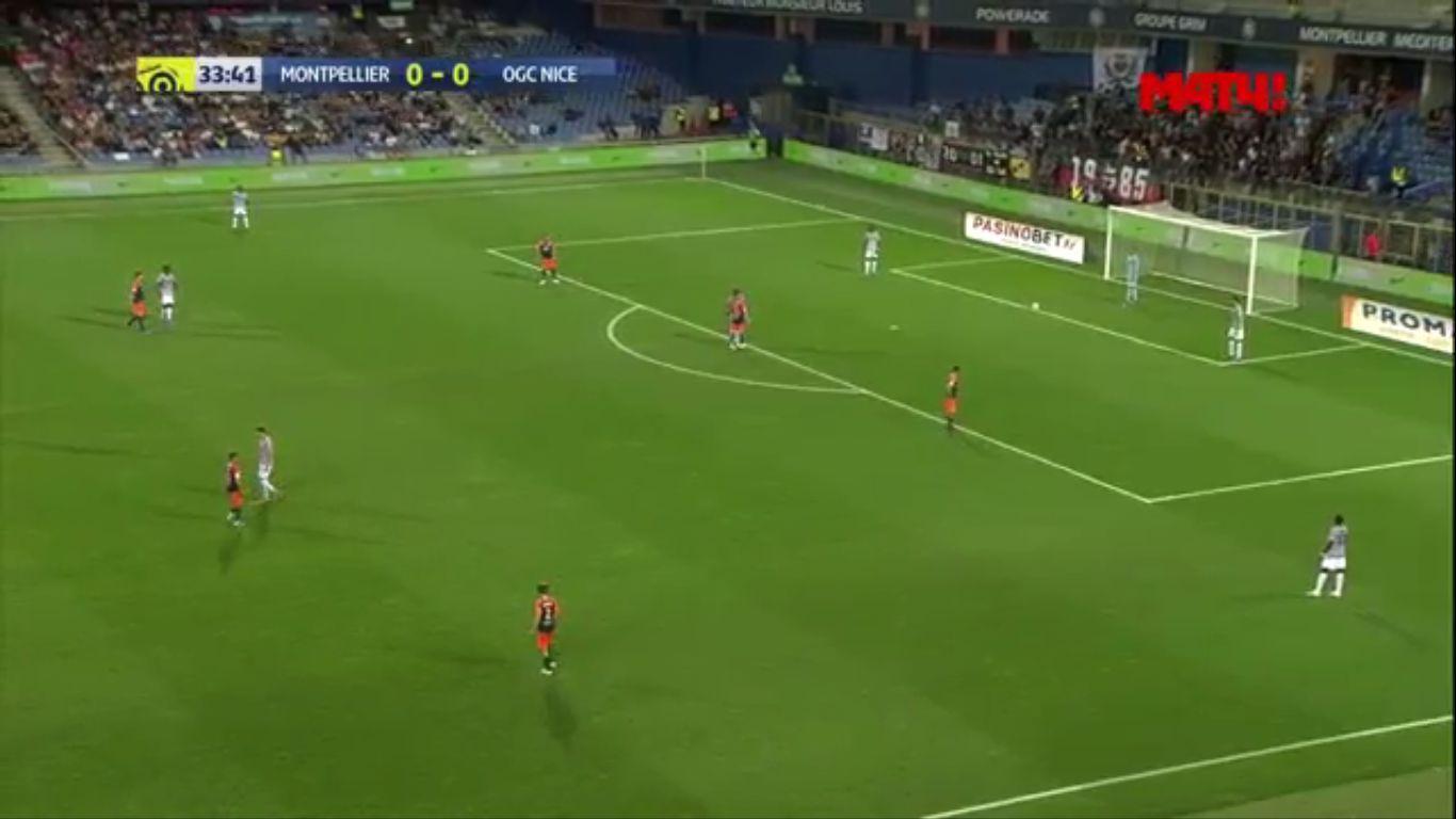 14-09-2019 - Montpellier 2-1 Nice