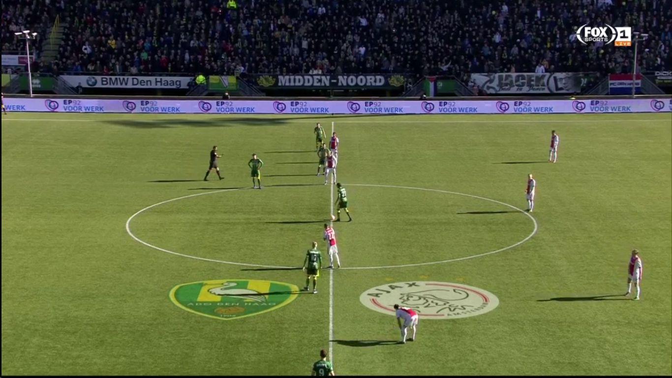 24-02-2019 - ADO Den Haag 1-5 Ajax Amsterdam