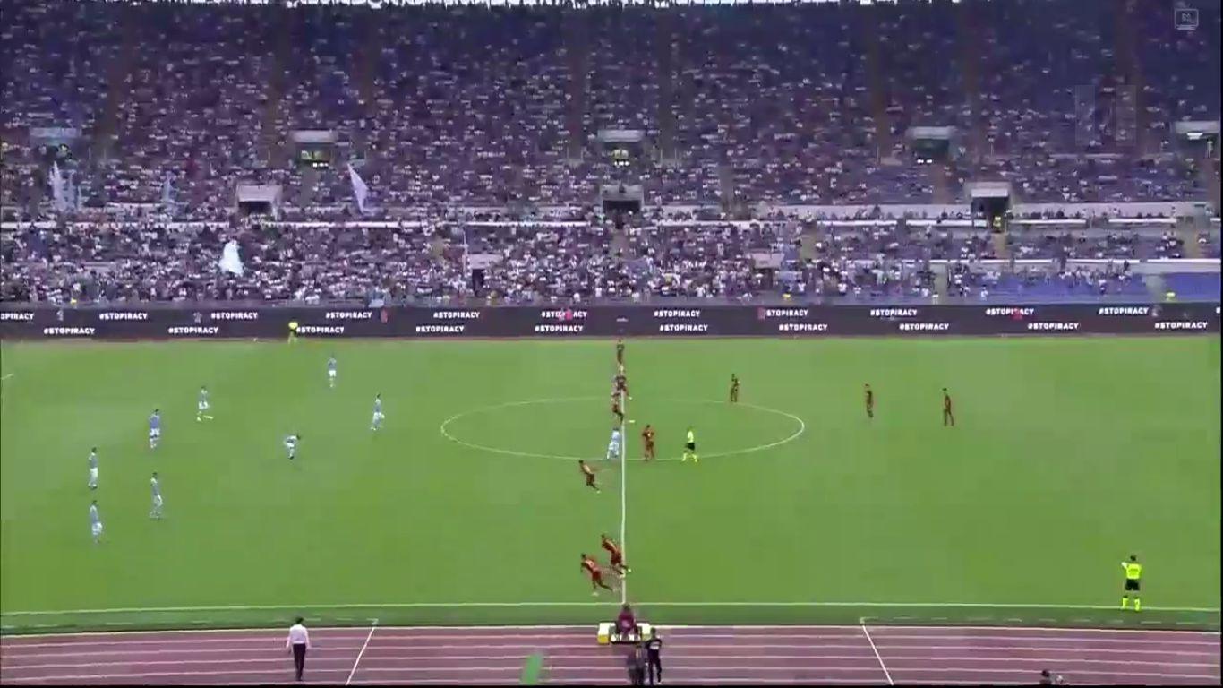 01-09-2019 - Lazio 1-1 Roma