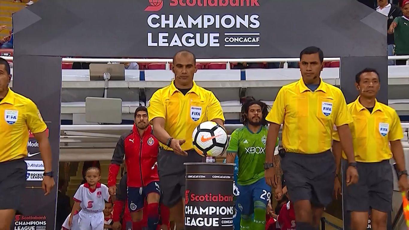 15-03-2018 - CD Guadalajara 3-0 Seattle Sounders FC (CONCACAF CHAMPIONS LEAGUE)