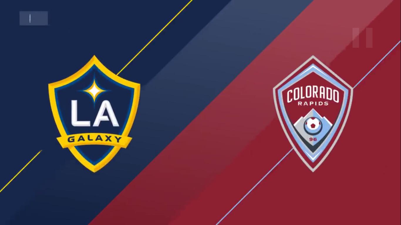 20-05-2019 - Los Angeles Galaxy 0-1 Colorado Rapids