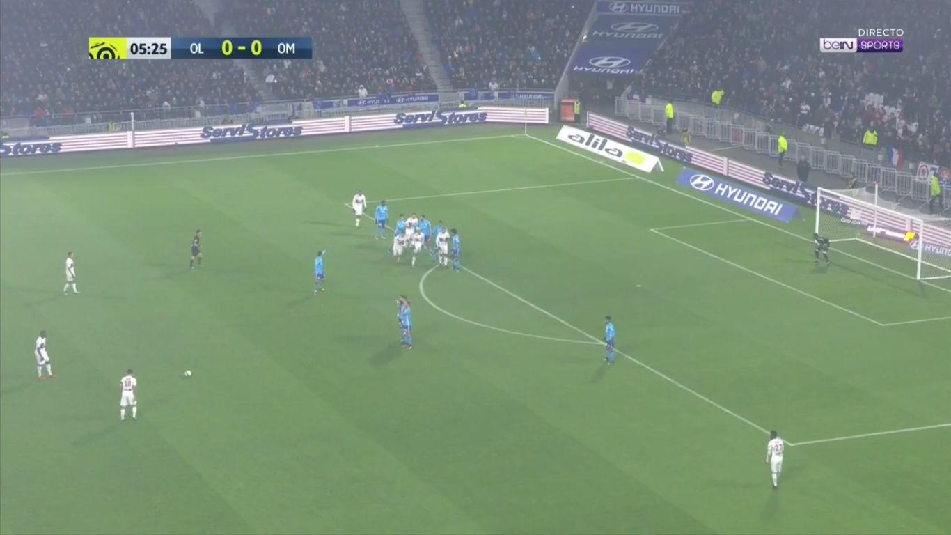 Lyon 2-0 Marseille