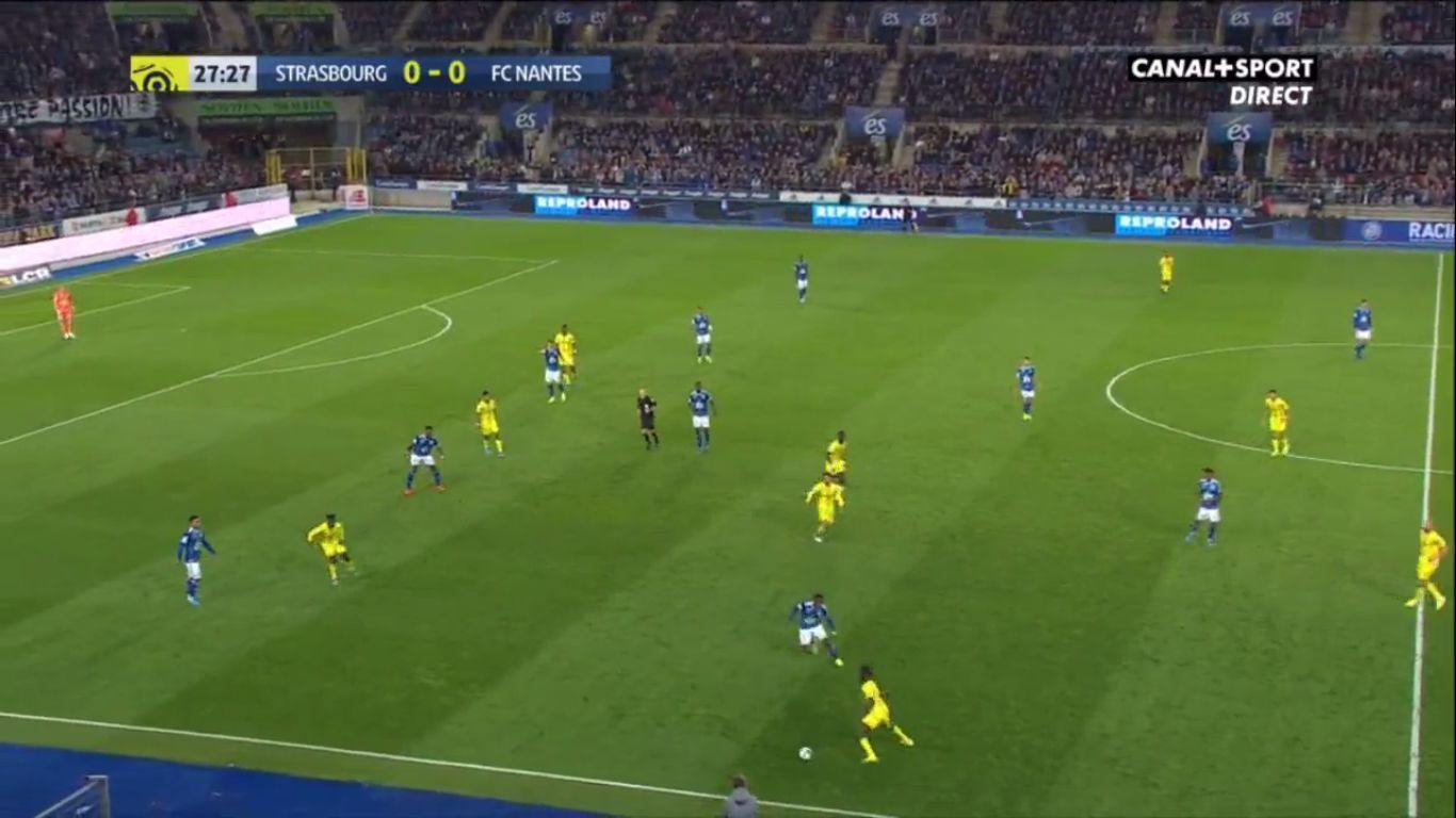 20-09-2019 - Strasbourg 2-1 Nantes