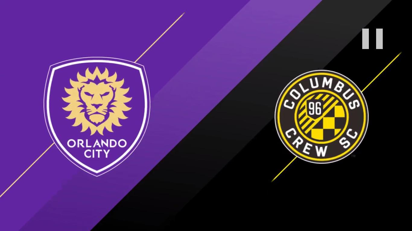 14-07-2019 - Orlando City 1-0 Columbus Crew