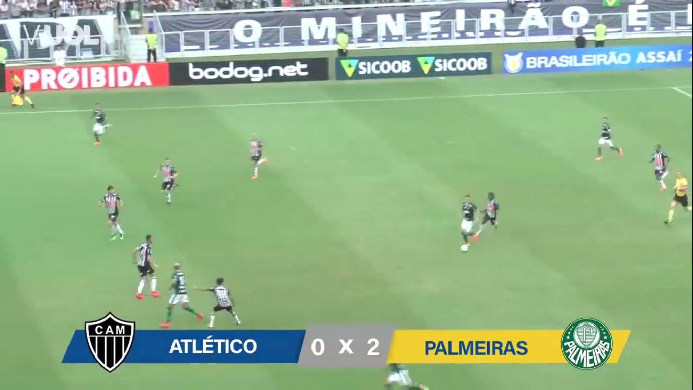 12-05-2019 - Atletico Mineiro MG 0-2 Palmeiras